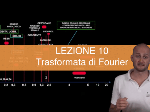 Trasformata di Fourier in Stabilometria